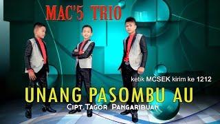 MAC'S Trio - Unang Pasombu Au [OFFICIAL]