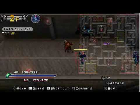 Dungeon Maker : Hunting Ground PSP