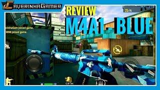 🔴THE KILLBOX 8  REVIEW M4A1BLUE