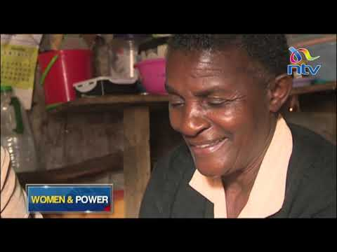 Women & Power: Naomi Barasa dedicates her life to fight for equality and human rights