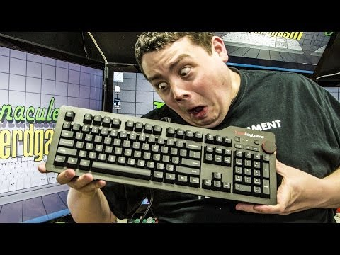 Epic Das Keyboard 4 Professional Mechanical Keyboard Review