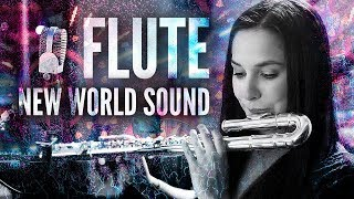 New World Sound & Thomas Newson - Flute (Instrumental Cover by Gina Luciani) on Flute + Sheet Mu