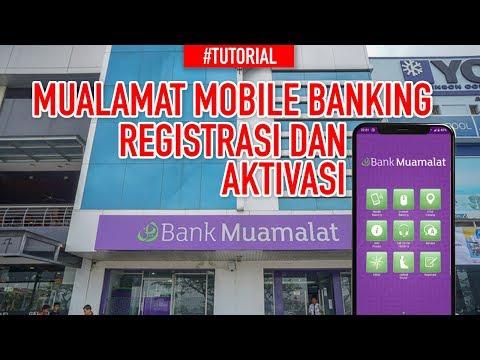 Registrasi dan Aktivasi Muamalat Mobile Banking