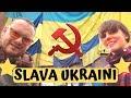 UKRAINE In CRISIS -Travel KIEV (KYIV) + AMAZING Ukrainian CRIMEAN FOOD