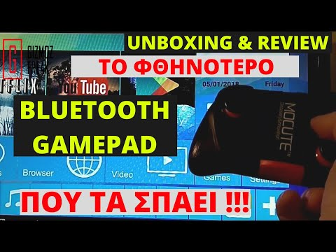 MOCUTE 050 Bluetooth | To πιο Budget Gamepad που τα σπάει | banggood | GizmoZ Freak | Gr