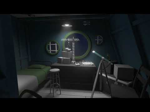Discolored is a surrealist spy thriller by way of Myst