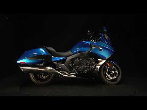 2020 BMW K 1600 B Limited Edition in De Pere, Wisconsin - Video 1