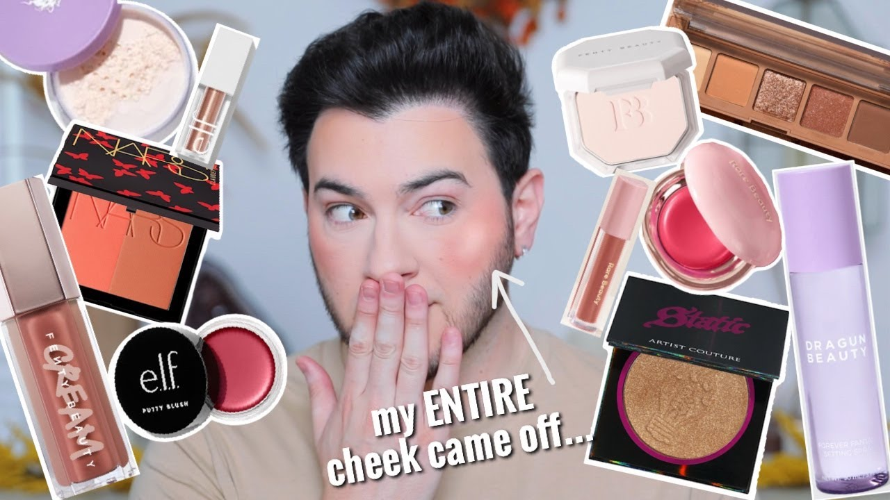 TESTING VIRAL NEW MAKEUP YOU ACTUALLY CARE ABOUT. feelings will be hurt