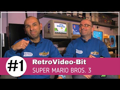 RetroVideo-Bit 1 - Super Mario Bros 3