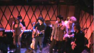 "The Damnwells - ""Werewolves"" - Rockwood Music Hall - 09/02/10 - Late Show"