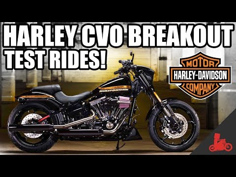 mp4 Harley Davidson Breakout Cvo, download Harley Davidson Breakout Cvo video klip Harley Davidson Breakout Cvo
