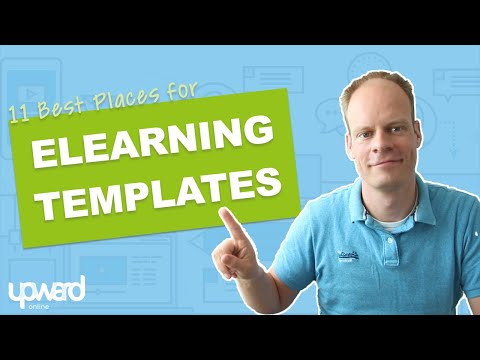 11 Best Places To Find Elearning Templates (Paid and Free)