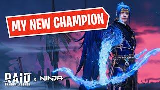 My Custom Champion in RAID: Shadow Legends | NINJA