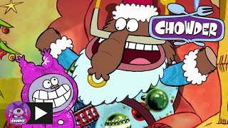 Chowder | Classic Cartoon Christmas Compilation | Cartoon Network
