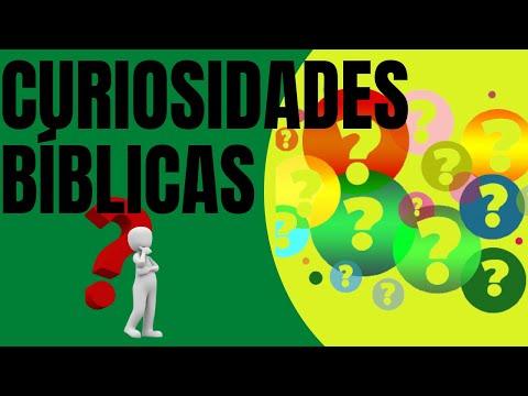 Curiosidades bíblicas, Pastora Claudia Marcia, 16 de julho de 2021#CURIOSIDADES
