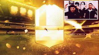 OMG FIRST LEGEND + FIRST EVER 3 WALKOUTS IN A 125K TOTY PACK! - FIFA 17 TOTY PACK OPENING!