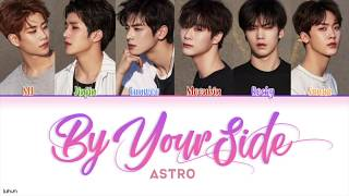 ASTRO (아스트로) – 'By Your Side' (너의 뒤에서) [HAN|ROM|ENG COLOR CODED] 가사