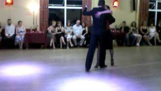 preview picture of video 'Marek & Olivera - Tango - 20.06.2010 Tango Tangk, Bramshaw'