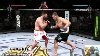 UFC - UFC Fights - LIL YO YO BOY! - UFC Fights 2014 | Ea Sports UFC
