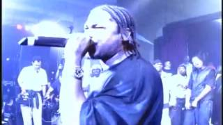 KRS One Feat I Born Mad Lion & Xzibit   I Born To Win Bw Up From Da Underground