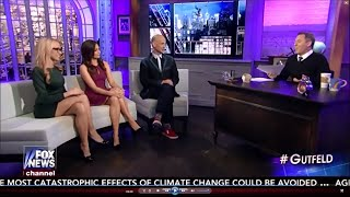 12-12-15 Kat Timpf on Gutfeld - On the Couch with John Waters