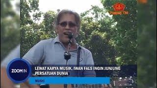 Lewat Karya Musik, Iwan Fals Ingin Junjung Persatuan Dunia