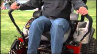 Exmark Lazer Z - Mower Operation and Safety, Part 3