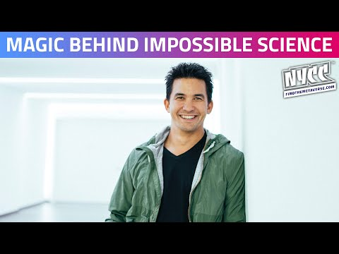 The Magic Behind Impossible Science | Jason Latimer