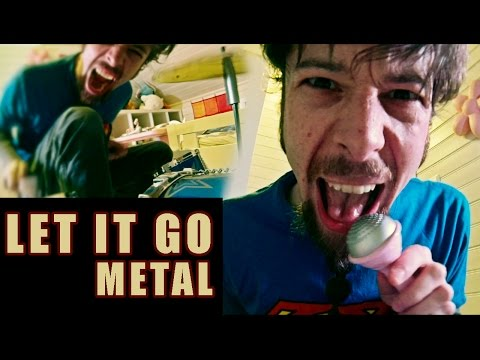from frozen metal cover by leo moracchioli let it go last fm