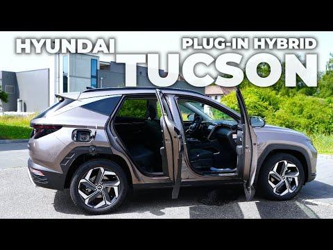 New Hyundai Tucson Plug-in Hybrid 2021