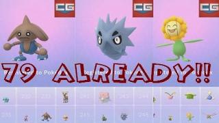 Crobat  - (Pokémon) - Pokemon Go - Hitmontop, Sunflora & Pupitar Evolutions, Wild Houndoon, Crobat & Blastoise