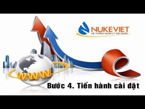 Hướng dẫn đưa dữ liệu lên hosting và cài đặt Nukeviet (Upload data to hosting & installing source)