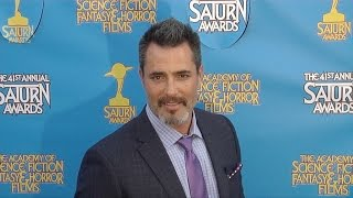 Красивые парни, Victor Webster (Continuum) // 41st Annual SATURN Awards Red Carpet