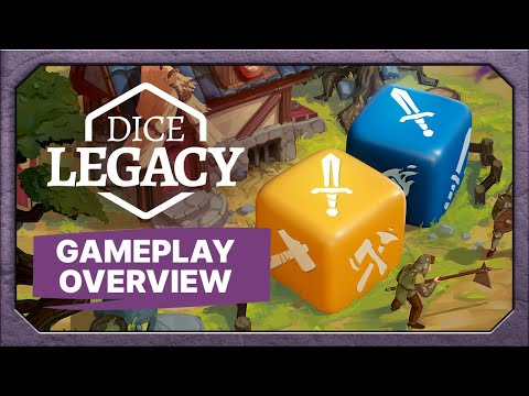 Dice Legacy Gameplay Overview de Dice Legacy