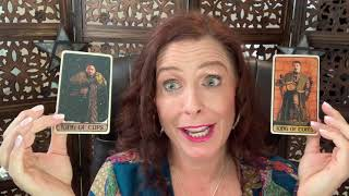 CANCER TAROT ASTROLOGY READING OCTOBER 2018