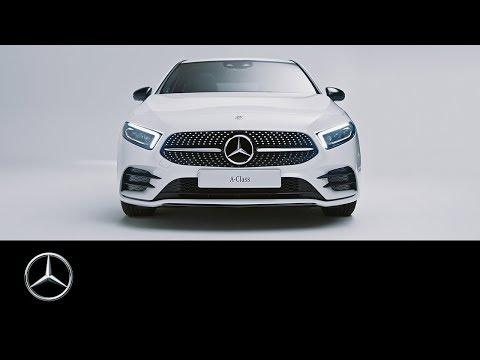 Mercedesbenz  A Class Хетчбек класса C - рекламное видео 1