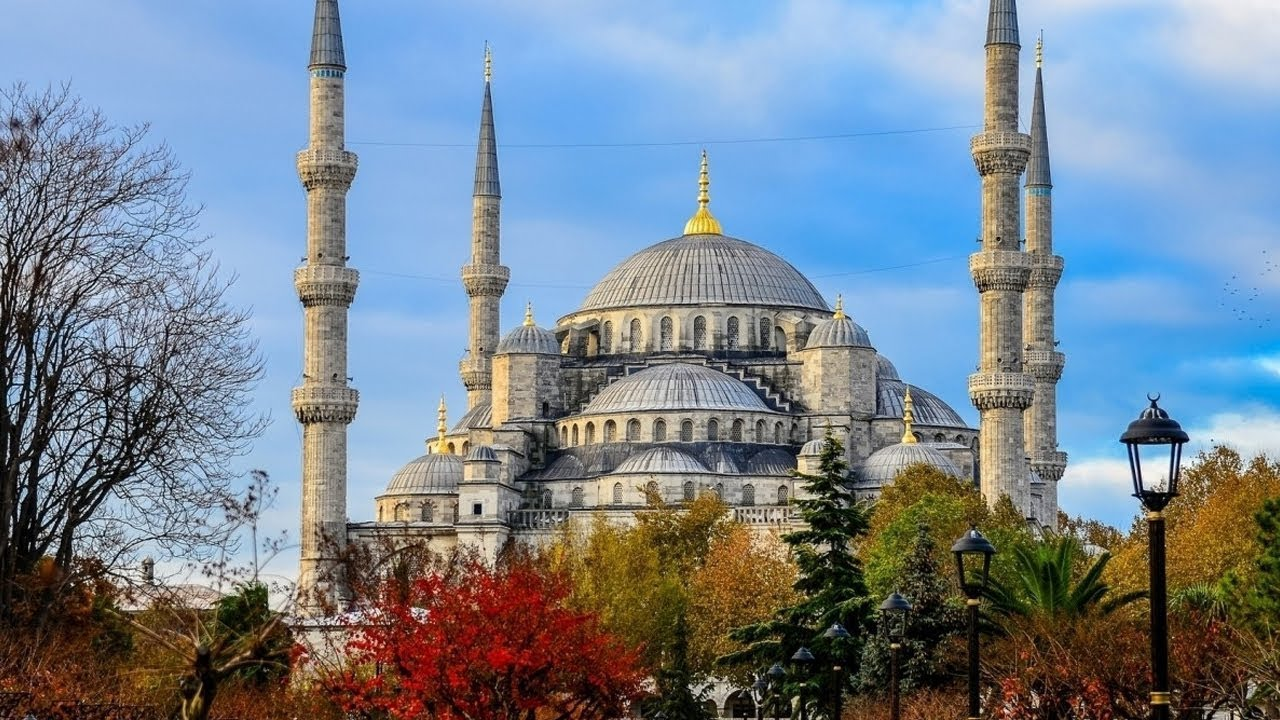 İstanbul Sultanahmet Camii I Cuma Hutbesi I 07.04.2017