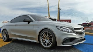 Forza Motorsport 7 - Mercedes-AMG C63 S Coupe 2016 - Test Drive Gameplay (HD) [1080p60FPS]