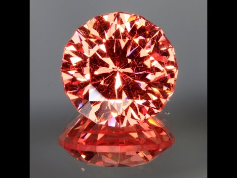Exceptional Garnet from Mahenge Tanzania 9.45 Carats