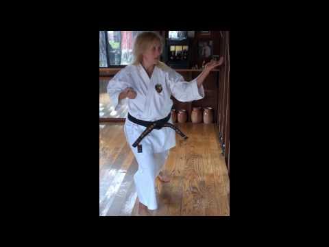 Matsubayashi Shorin Ryu Wankan