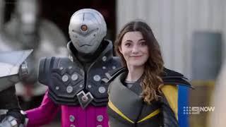 power rangers beast morphers 2019 - episode 9 - TH-Clip