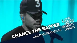 Chance The Rapper Debuts A New Song