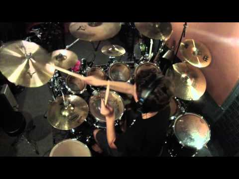 Avenged Sevenfold -  Shepherd of Fire - Drum Cover - Tyler Van Patten