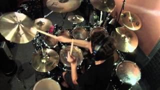 Avenged Sevenfold -  Shepherd of Fire - Drum Cover - Tyler Van Patten