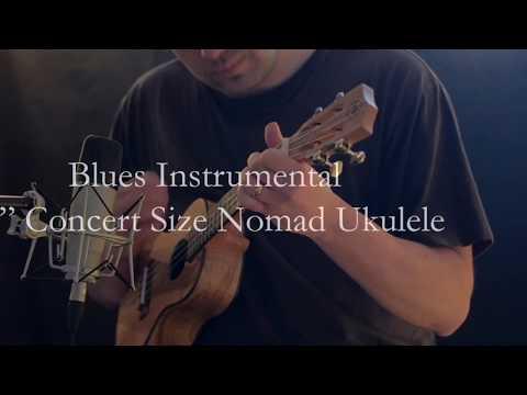 Nomad Ukulele by Twisted Wood Guitars