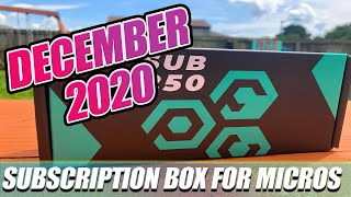 FPVCRATE SUB250 Unboxing - December 2020