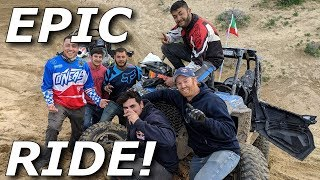 2020 RZR Turbo S Velocity review, Disneyland FAIL, and HOME!