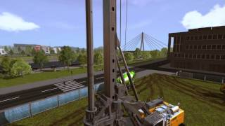 VideoImage1 Bau-Simulator 2015: Liebherr LB 28 DLC 2