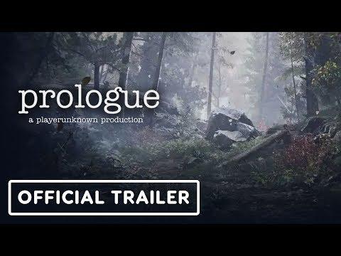《絕地求生》開發商的新作《Prologue》