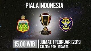 Live Streaming Piala Indonesia Bhayangkara Vs PSBL Langsa, Jumat Pukul 15.00 WIB